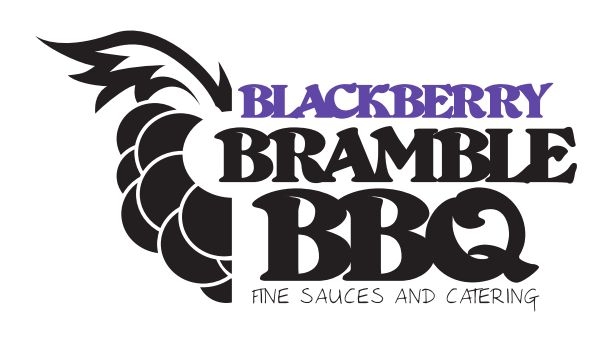 BlackBerryBramble LOGO HalfBerry